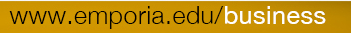 Emporia State University School of Business webpage